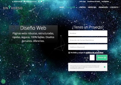Diseño Web Profesional en Tenerife